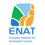 ENAT european network for accessible tourism logo GWB