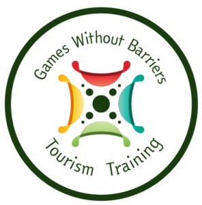 games without barriers logo transparent